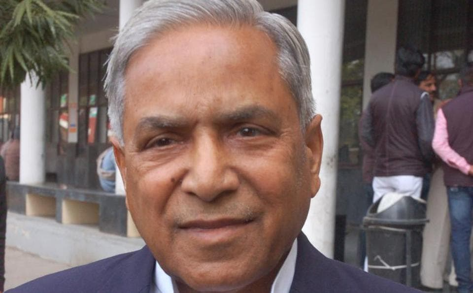 Anand Prakash, 74, was suffering from prostate cancer.