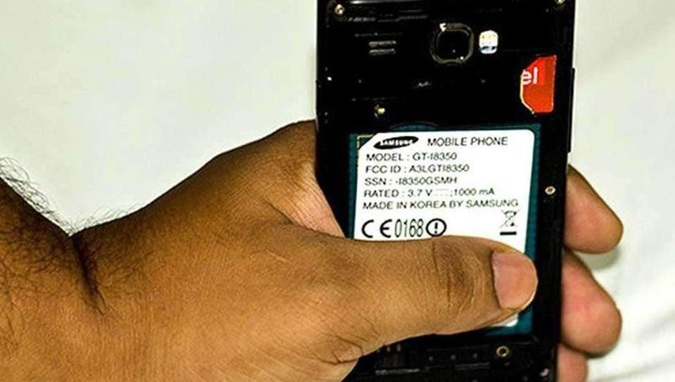 Police have found phone having Aadhaar-authenticated SIM card registered in someone else's name.