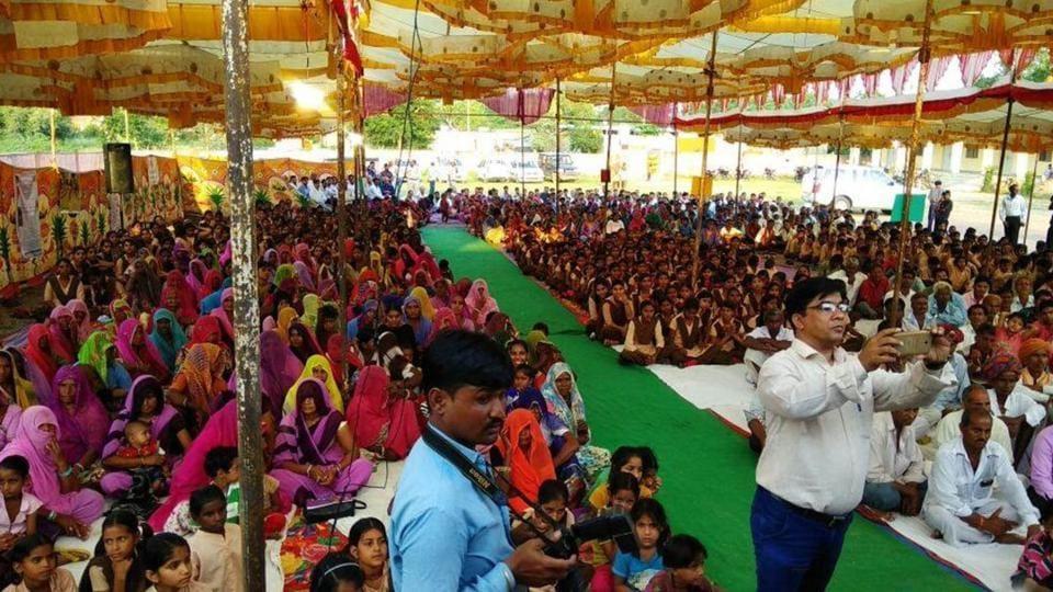 Chittorgarh,girl education drive,school enrolment