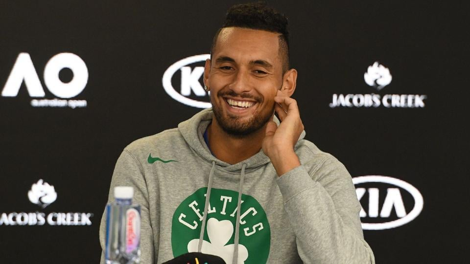 Nick Kyrgios shuts down press conference over Kaepernick question