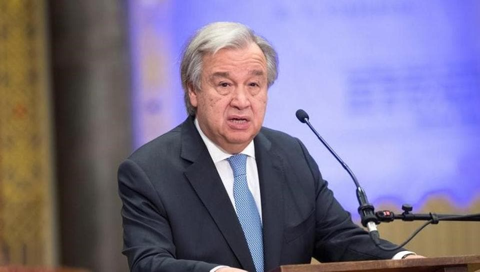 climate change,United Nations,UNSecretary-General Antonio Guterres