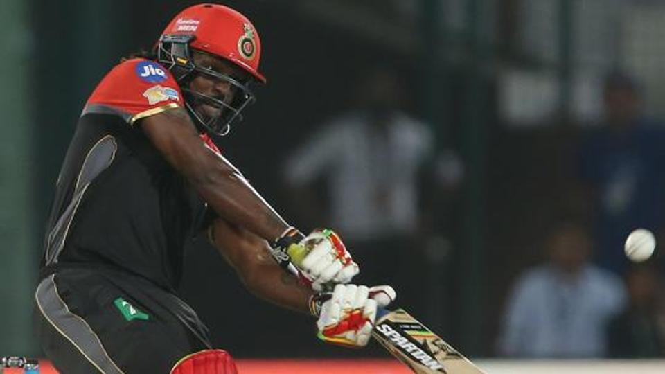 Chris Gayle has played for Royal Challengers Bangalore and Kolkata Knight Riders in the Indian Premier League (IPL).