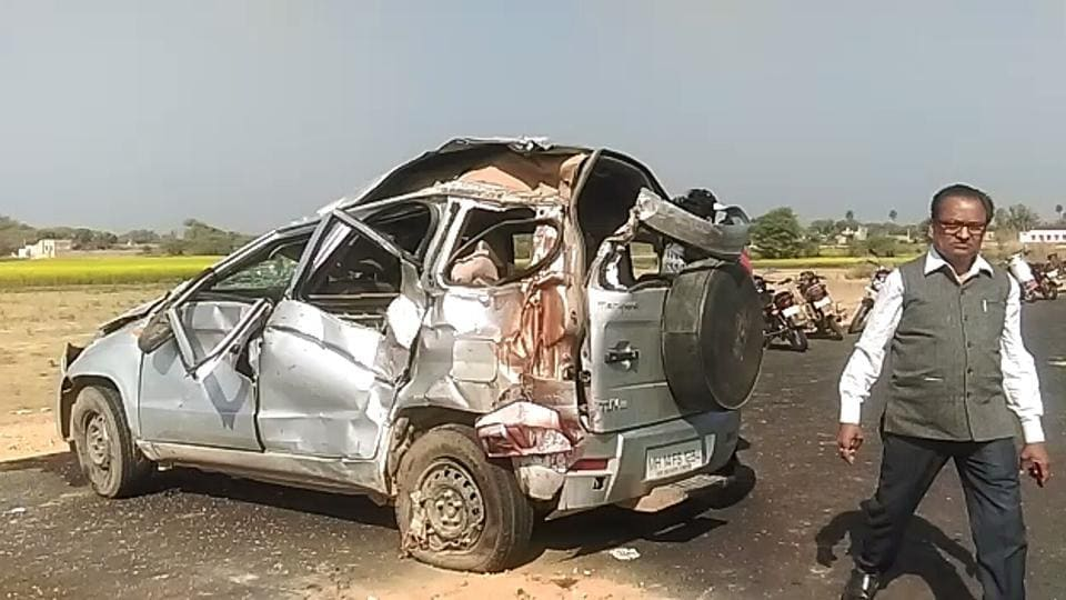 Rajasthan news,Accident,Death