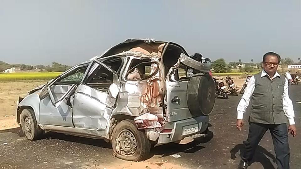Rajasthan news,Accident,Death