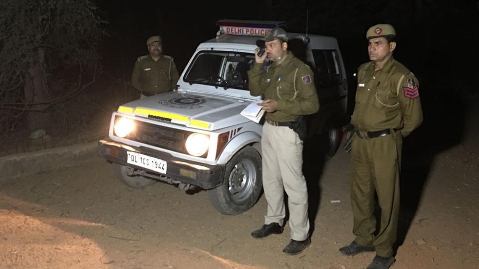 Delhi News,Govindpuri,Murder at park