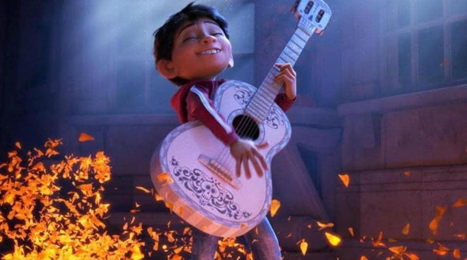 Coco,Coco film,Coco guitar