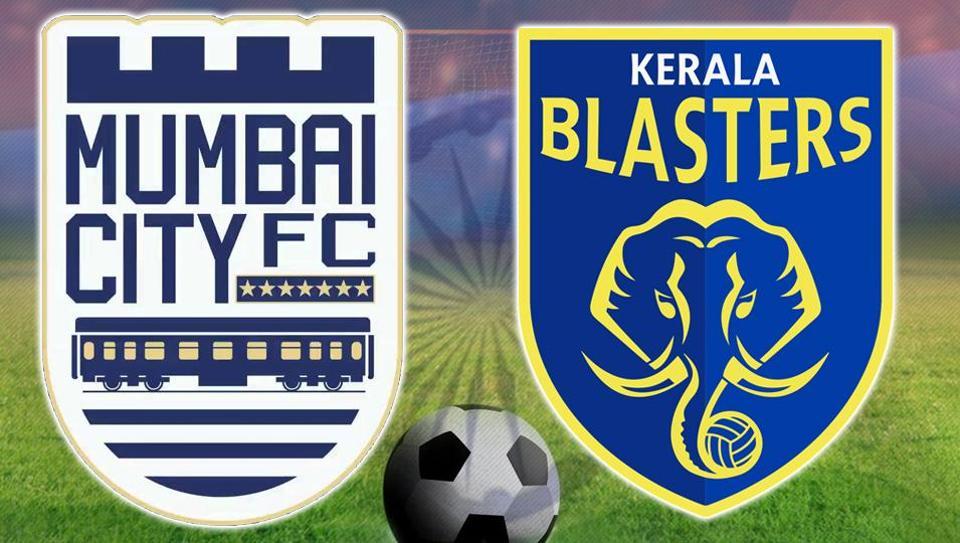 IndianSuper League,live score,Mumbai City FC