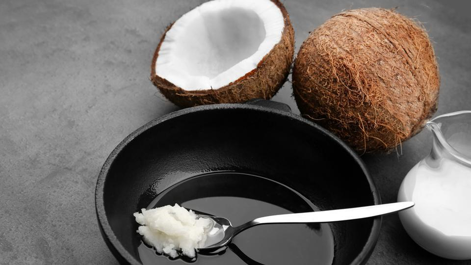 Coconut oil will help you to fight with heart disease