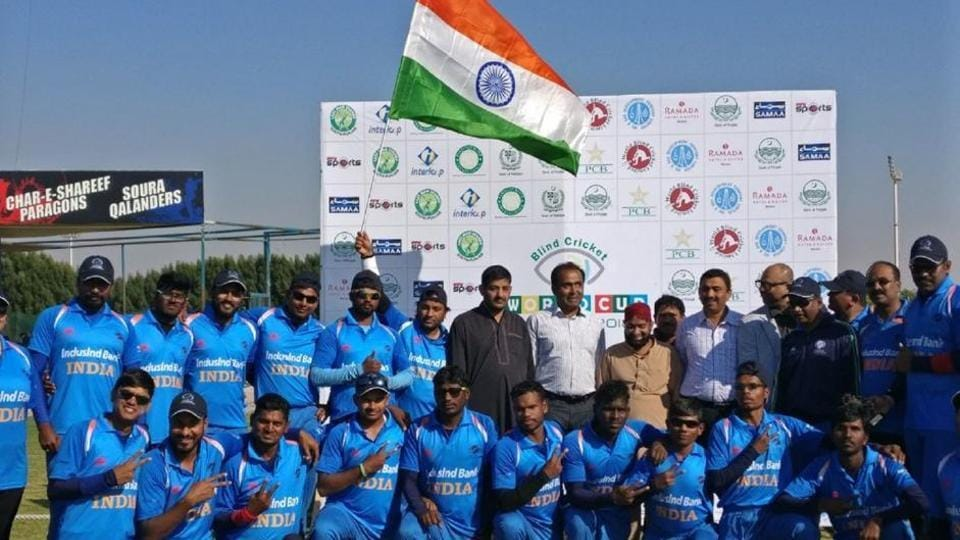 Blind Cricket World Cup,Indian blind cricket team,Pakistan blind cricket team