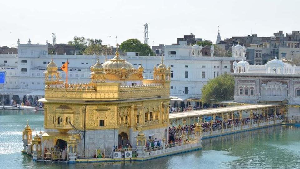 Golden Temple is visited by nearly 1 lakh pilgrims every day, who come from all over the globe.