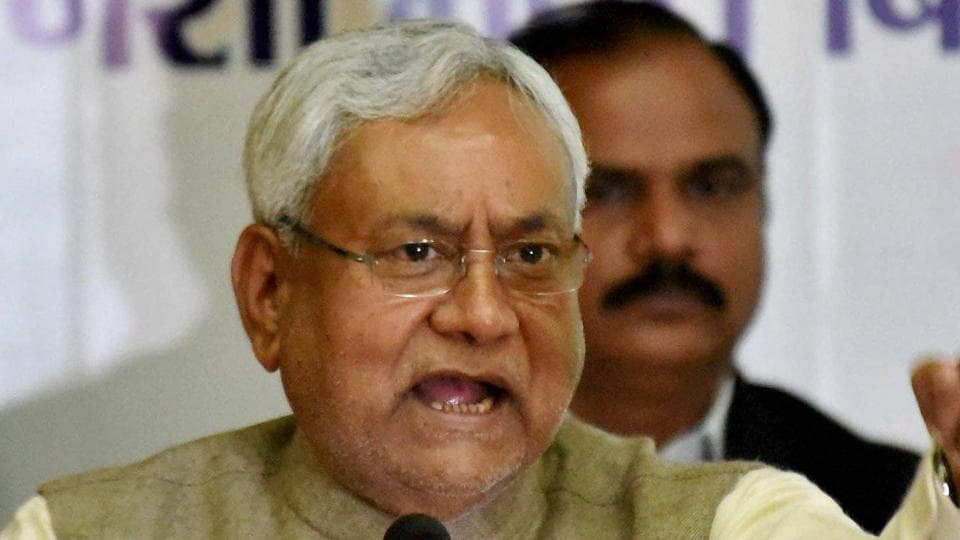 Probe on into stone-pelting on Nitish Kumar's cavalcade