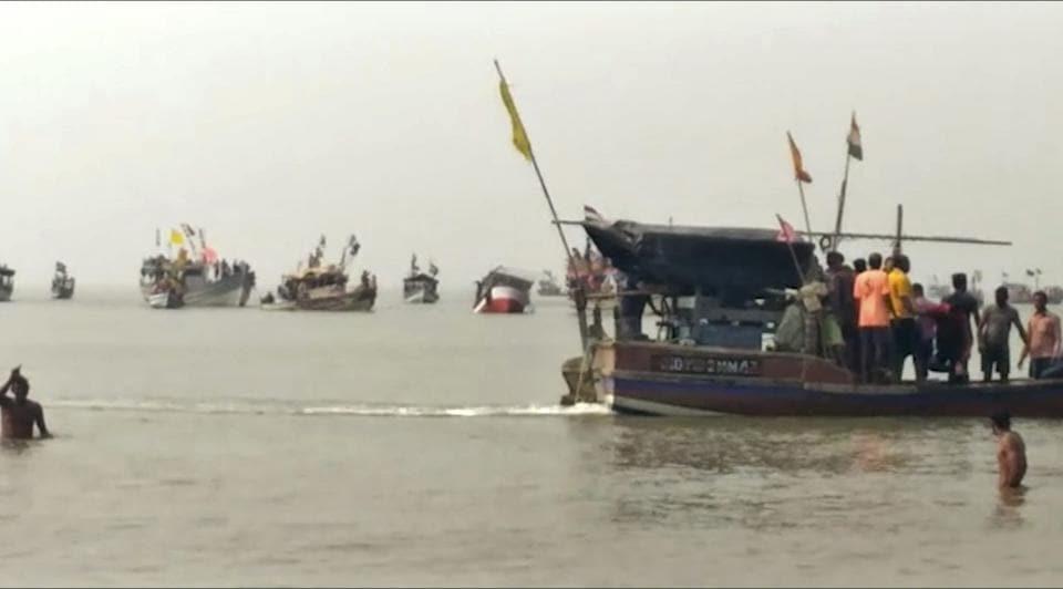 Dahanu creek,Boat tragedy,Maharashtra