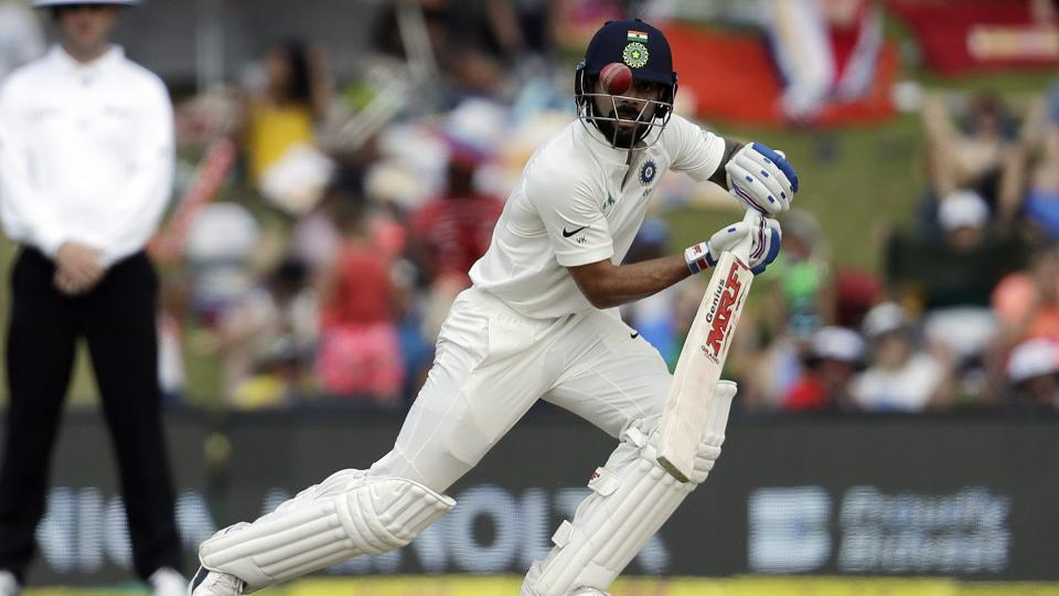 Virat Kohli fined after angry outburst in second Test