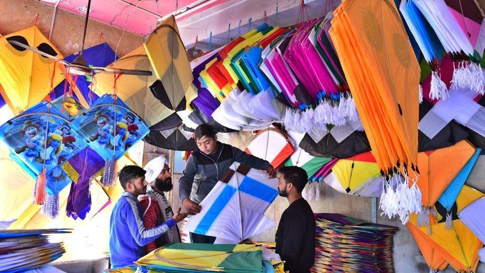The GST on kite paper has increased from 5% to 12%, thus adding to the cost further.