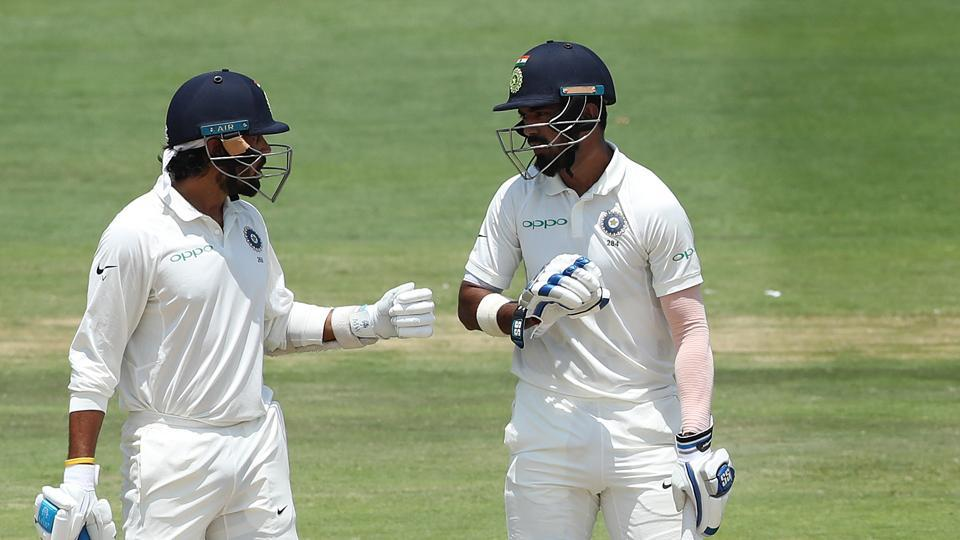 In reply, Murali Vijay and KL Rahul started watchfully, adding 28 runs for the first wicket.  (BCCI )
