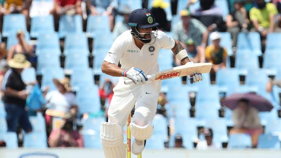 Kohli then steadied the innings and played with great maturity.  (BCCI )