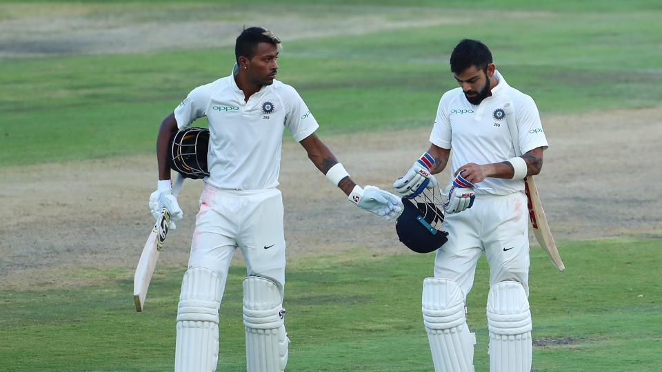 The duo would look to help the visitors go past South Africa's first innings total on Day 3.   (BCCI )