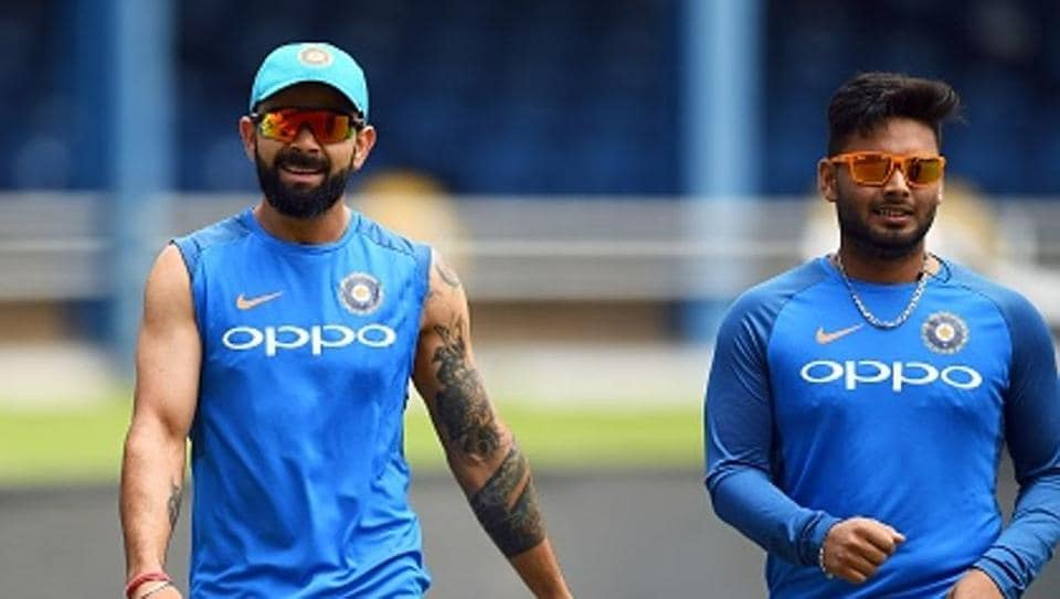 Rishabh Pant said he is inspired by Virat Kohli's mantra of focusing on scoring runs for the team, not chasing records.