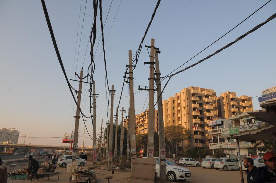 Power poles dotting city streets are often an eyesore for residents.