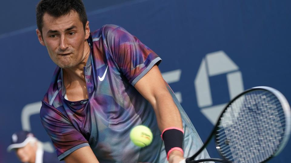 Tomic to 'count my millions' after Aus Open fail