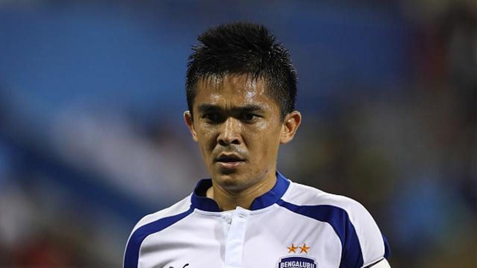 Sunil Chhetri, the Indian football team captain and Bengaluru FC skipper, has said the emergence of young talent gives him hope of a smooth build-up to the 2019 AFC Asian Cup.