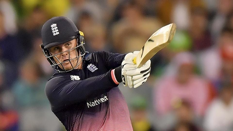 Jason Roy blasted 180 as England chased down 305, a record in an ODI at the Melbourne Cricket Ground.