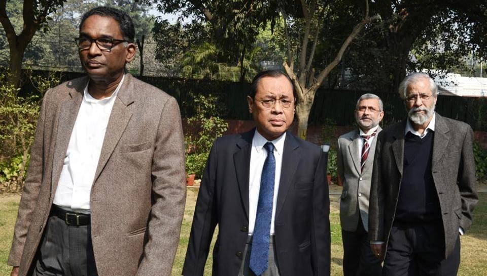 Image result for justice j chelameswar