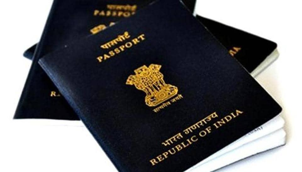 Passport,Indian Passport,Indian Citizen