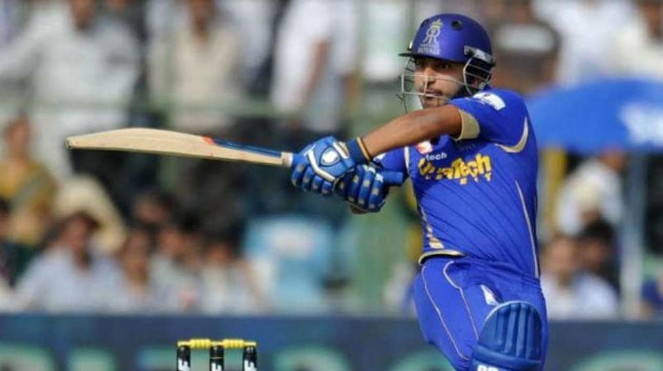 Shreevats Goswami, who had earlier played for Rajasthan Royals in the Indian Premier League, notched up a fine knock against Tripura in the Syed Mushtaq Ali Twenty20 tournament.
