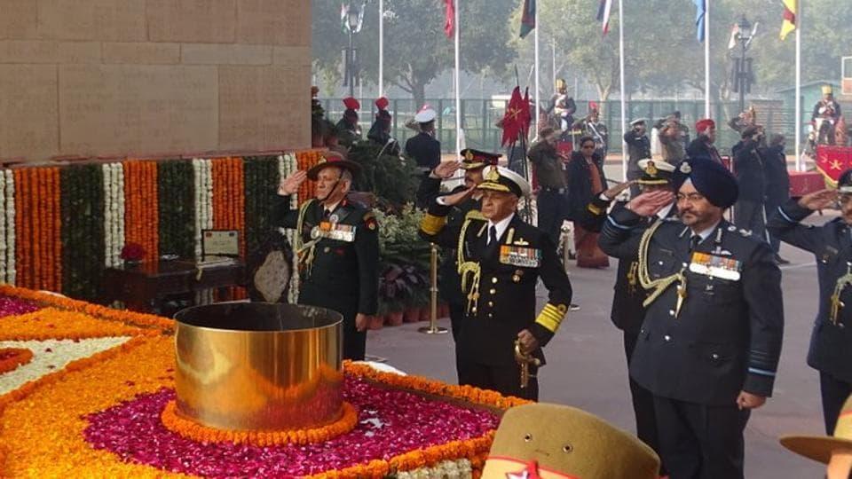 Army Day,Army Chief,Bipin Rawat