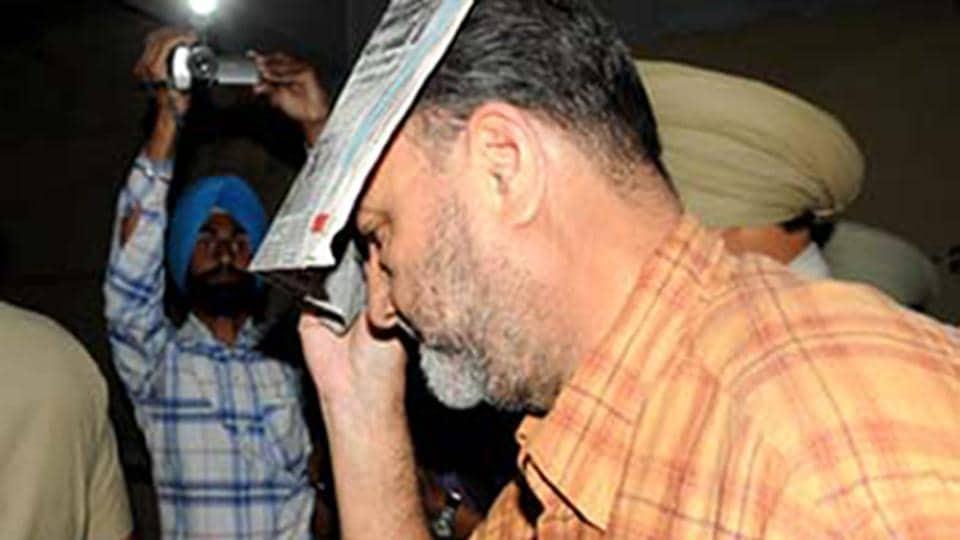 Ravi Sidhu,DA case,Former PPSC Ravi Sidhu