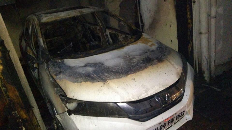 Mumbai fire,Thane fire,short circuit