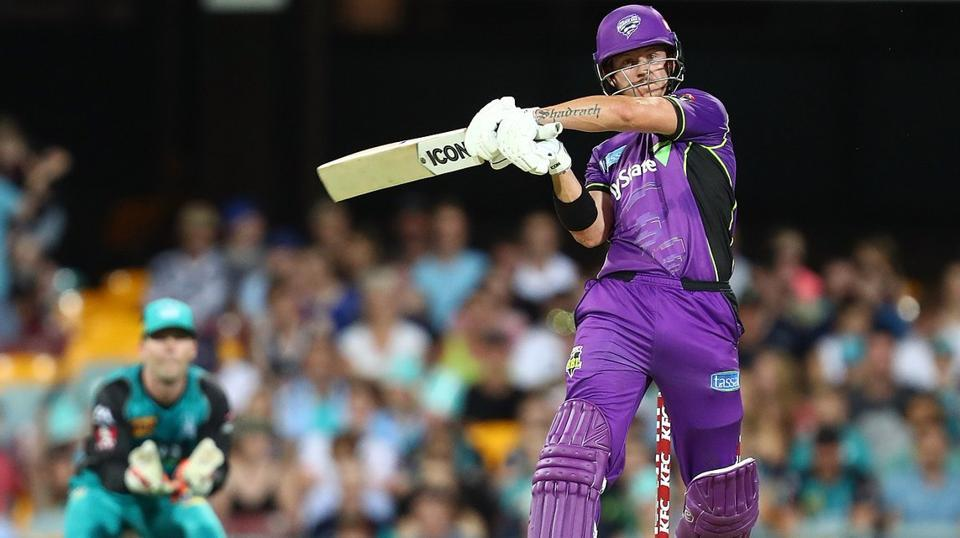 With 465 runs in seven games, Hobart Hurricanes' D'Arcy Short is the highest run-getter in the Big Bash League (BBL).