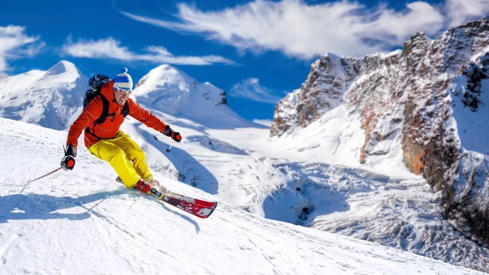 Kết quả hình ảnh cho injuries when skiing