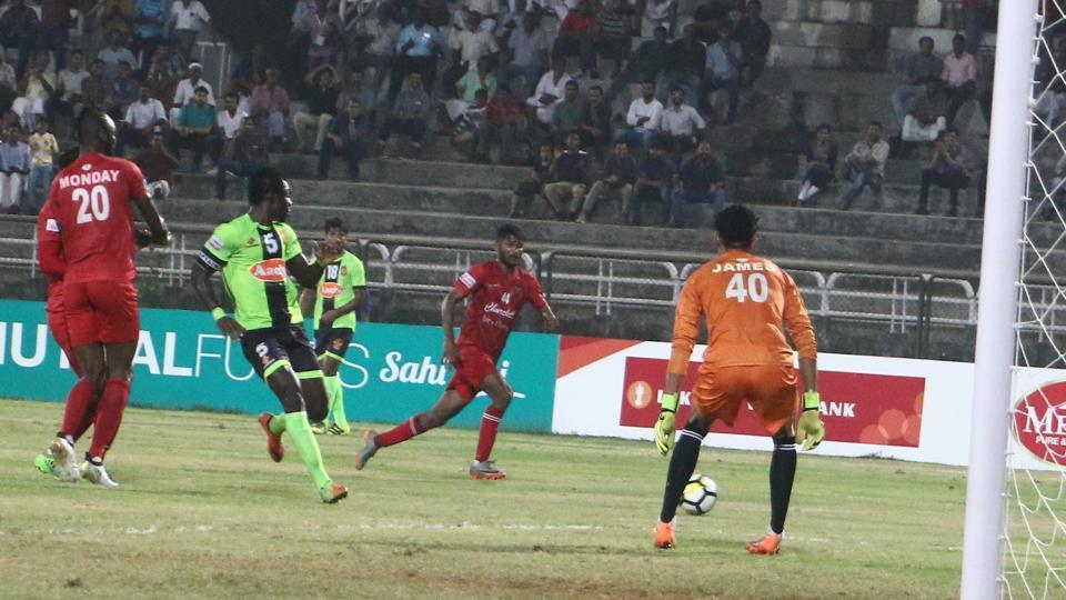 Churchill Brothers FC,I-League,Gokulam Kerala FC