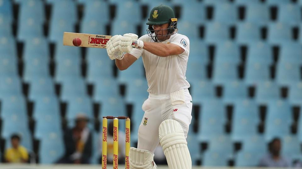 AB de Villiers slammed his 42nd fifty as the Proteas stretched their lead past 100 at stumps on day 3 of the second Test between India vs South Africa at SuperSport Park in Centurion. Get highlights of IND vs SA, Day 3 on Monday here.