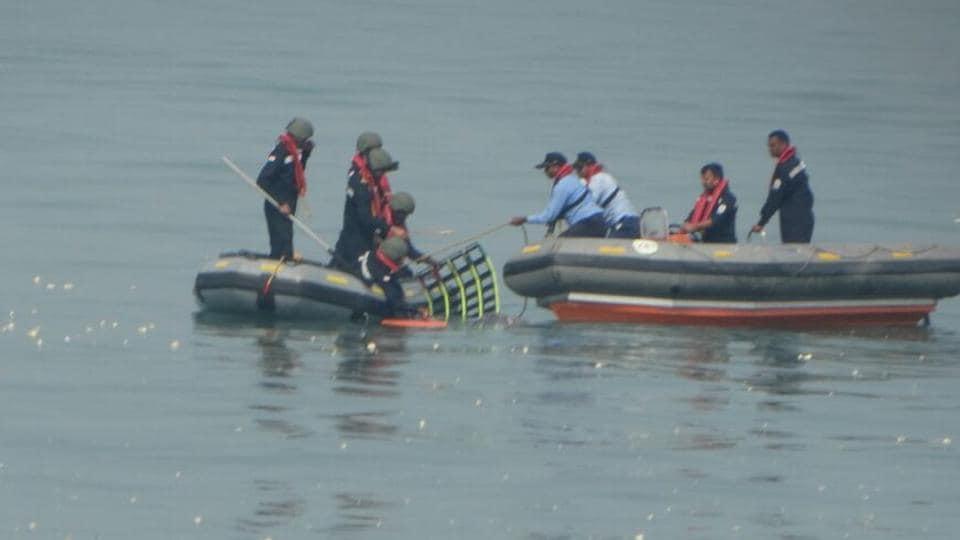 Pawan Hans chopper crash,ONGC,Mumbai coast