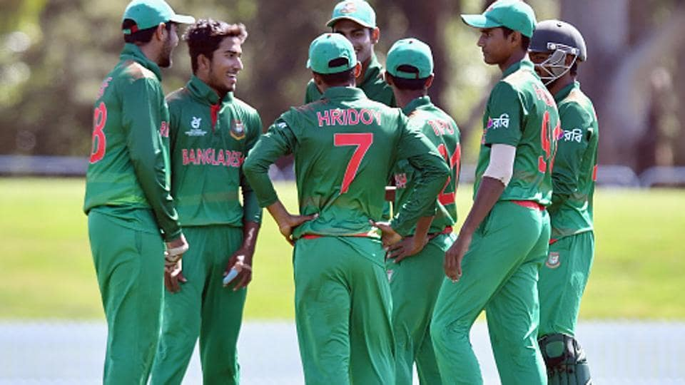 Bangladesh defeated Canada by 66 runs in the ICC U-19 Cricket World Cup.