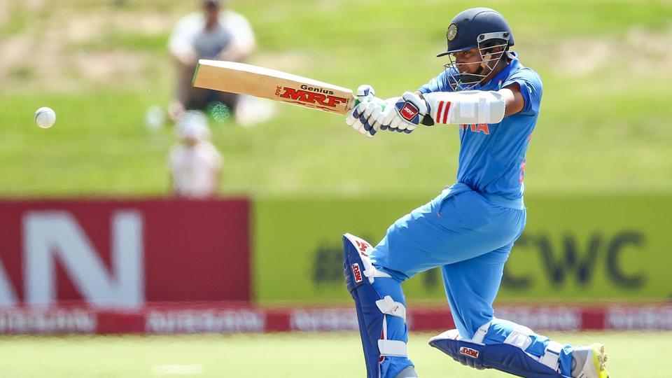 ICC U-19 Cricket World Cup,U-19 Cricket World Cup,Prithvi Shaw