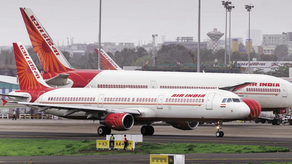 Air India,AI,AI split