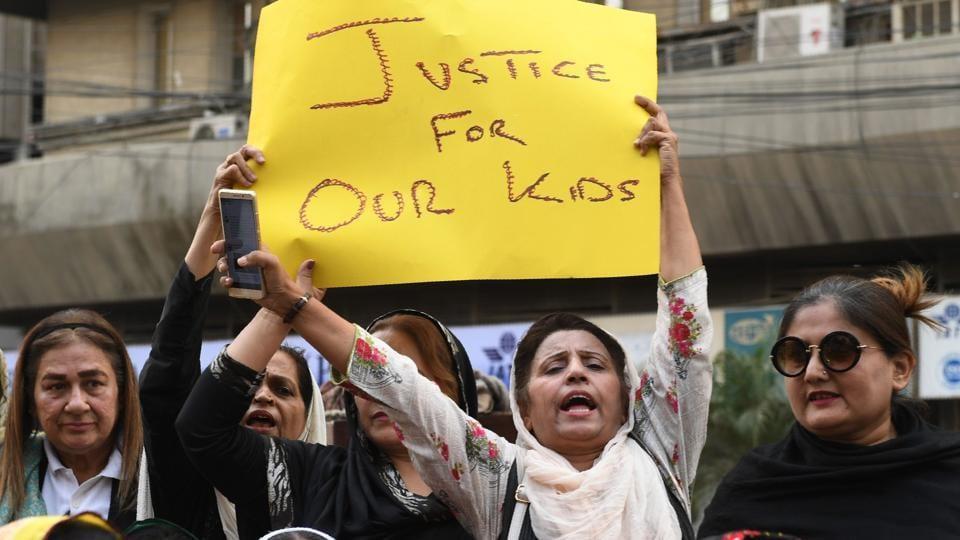 Pakistan rape,Pakistan protests,Karachi rape