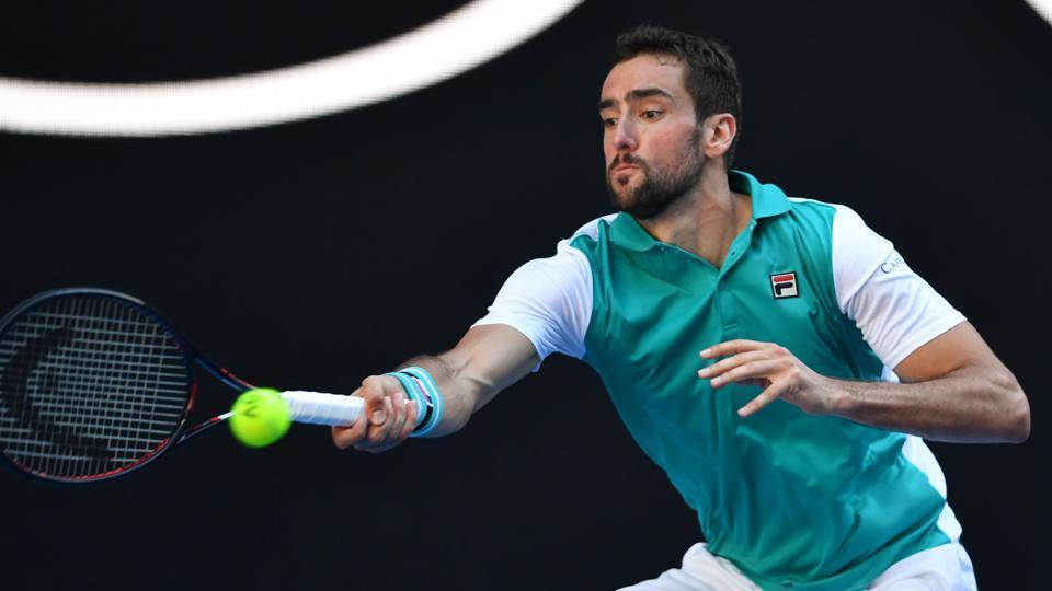 Australian Open,Marin Cilic,Grigor Dimitrov