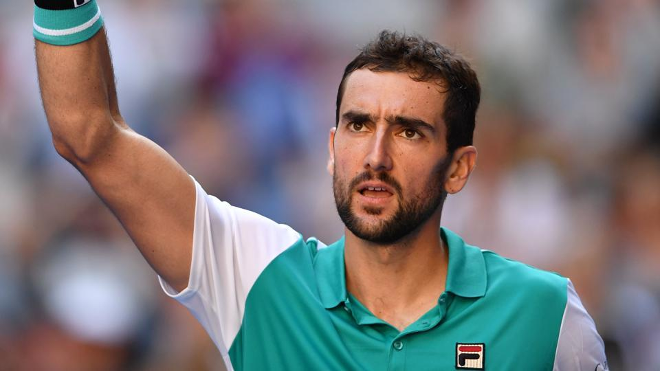 Marin Cilic too progressed, beating  Canada's Vasek Pospisil. (AFP)