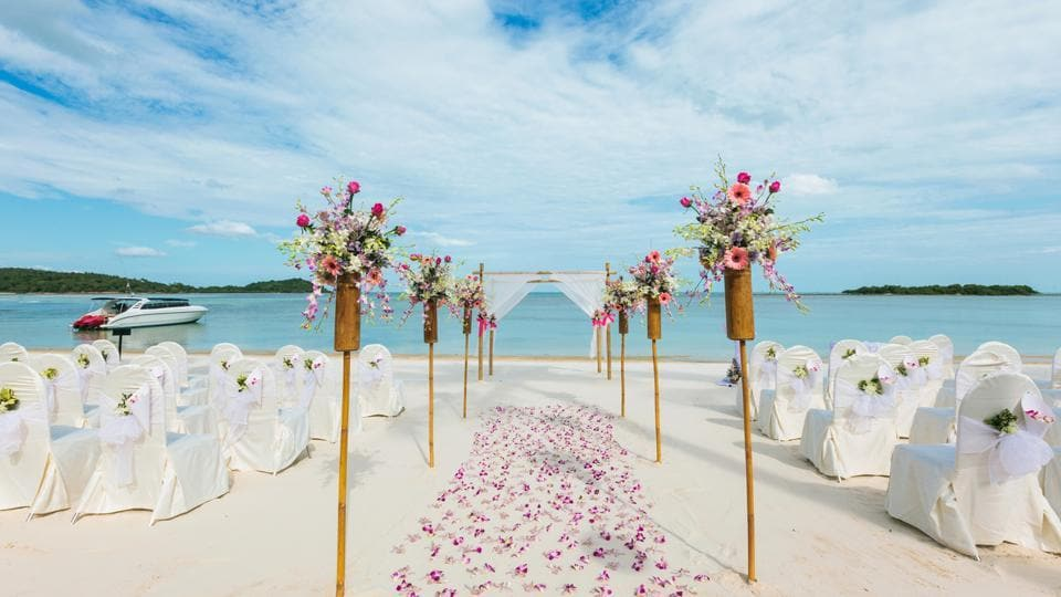 Six things to keep in mind when planning a destination wedding ...
