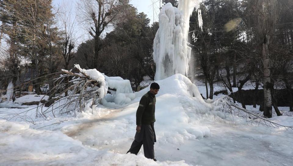 Kargil,Temp in Kargil,Winter