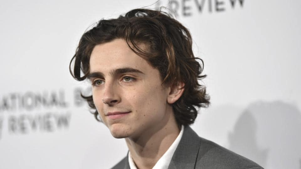 Timothée Chalamet,Call Me by Your Name,Woody Allen