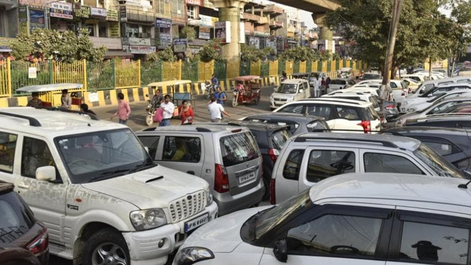 parking policy,policy draft,Chandigarh parking