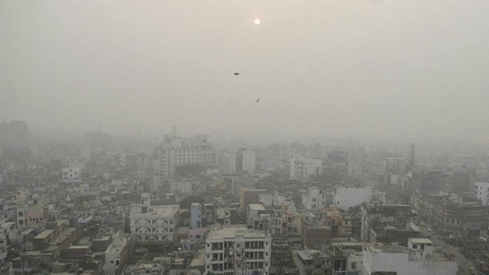 2017,Lucknow,Good quality air