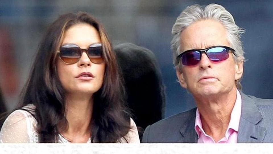 Catherine Zeta-Jones says husband's sexual harassment claims were 'BC: Before Catherine'