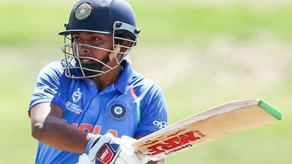 Prithvi Shaw scored a half century as India U-19 cricket team beatt Papua New Guinea to bat in their ICC Under-19 Cricket World Cup group encounter at the Bay Oval. Get full score of India vs Papua New Guinea here, ICC U-19 Cricket World Cup, here.